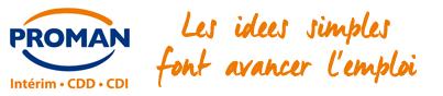 Proman - Interim, CDD, CDI — Travailler l'esprit libre